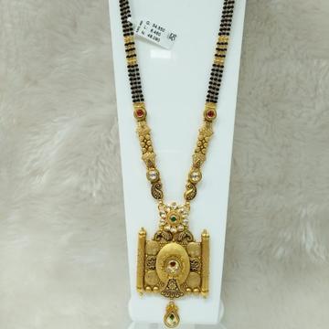 916 Antique Mangalsutra AMS466