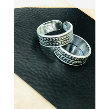 92.5 Sterling Silver Premium Toe Ring(Bichiya,Ferva) Ms-3690