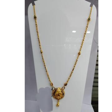 gold set by Dagina Jewellers