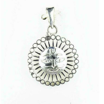 Light Weight Fancy 925 Silver Pendant