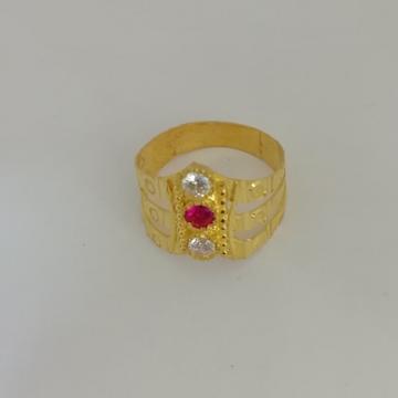 916 gold fancy Kiran ladies ring by Vinayak Gold