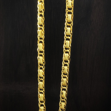 22 carat Italian chain by Suvidhi Ornaments