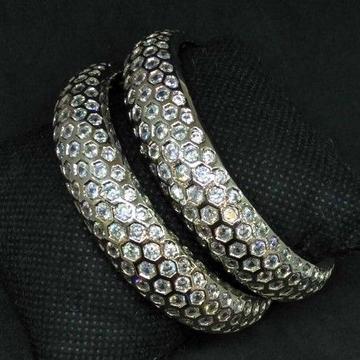 Ad diamond fancy forming bangle
