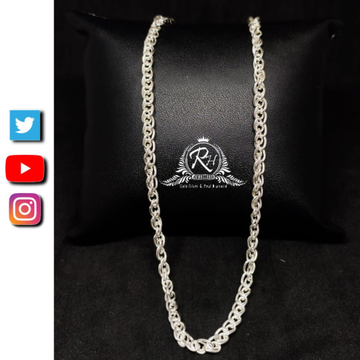 92.5 silver sterling for men gents chain RH-CH646
