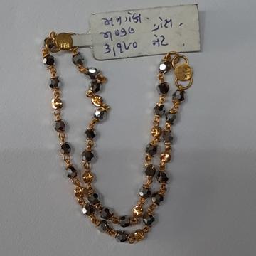 916 Gold hallmark mangantha OR6722