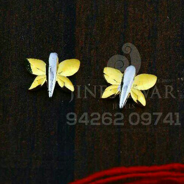 Butterfly Plain Gold Casting Tops CTG -0218