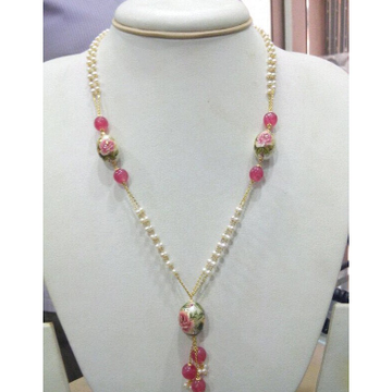 18K colorful Beaded Chain MS-Ch01 by