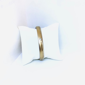 BRANDED FANCY GOLD KADA BRACELET by