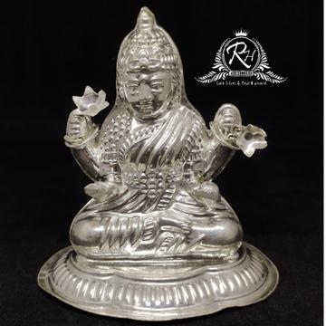 999 silver goddess laxmi murti RH-MT723