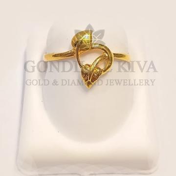 22kt gold ring glr-h47