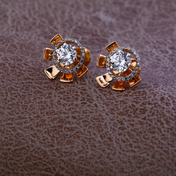 18ct Gold Fancy Exclusive Earring RE72