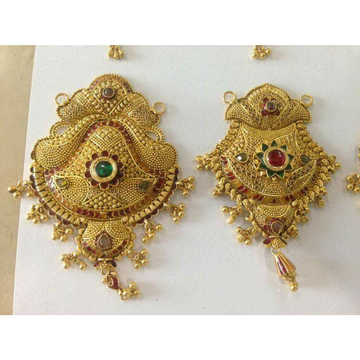 Pendants 916 Gold Kalkati Dijain by