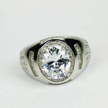 92.5 sterling silver enamel ring ml-125