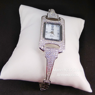 92.5 sterling silver exclusive ladies watch ml-009