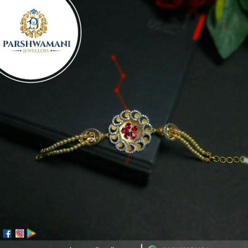 Gold Attractive Ladeis Watch 916