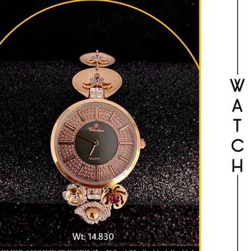 22Kt Gold Ladies Watch RH-LW52