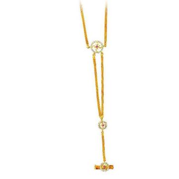 22K/916 Gold Designer Hathpan