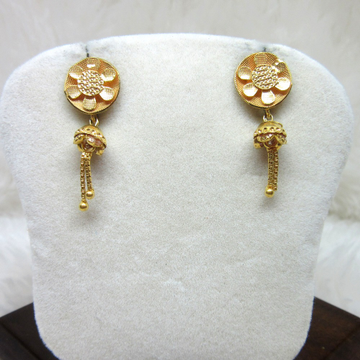 Gold Facny Earring