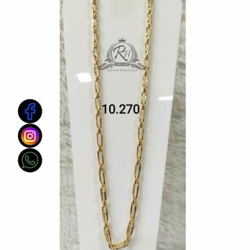 22 Carat Gold Gents Chain RH-CH774