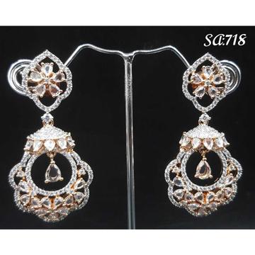 Beautiful Diamond Earrings#1055