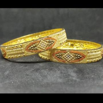 916 GOLD KALKATI BENGAL by
