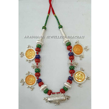 Traditional Silver Necklace (haydi)