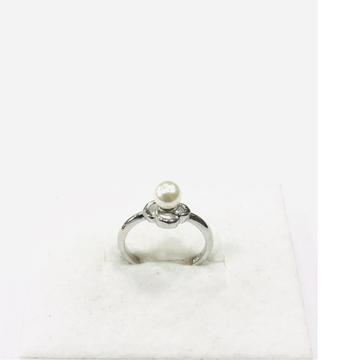 925 sterling silver pearl ring for women