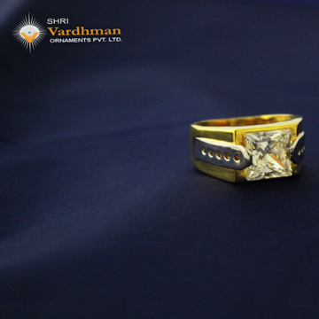 22ct (916) solitaire jents ring