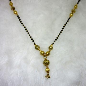 Gold oxidize mangalsutra dokiya