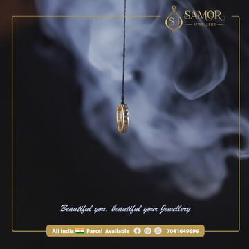 916 Gold NosePin by Samor Jewellers