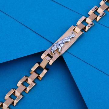 916 rose gold exclusive designer mens bracelet rmb06