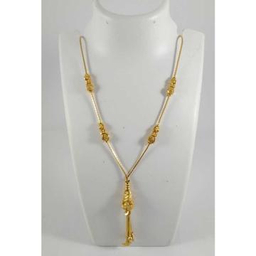 22 k gold fancy pendant Chain nj-p0108