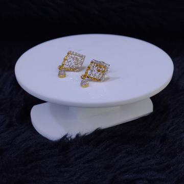 22KT/916 Yellow Gold Hinaya Earrings For Women
