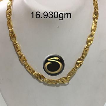 22KT Gold Indo italian Chain SC-FM6849