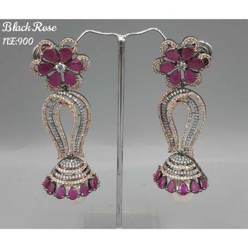 Designer Diamond Earrings#1051