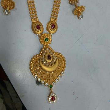 916 attractive necklace set