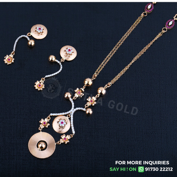 76 ROSE GOLD DOKIYA SGD-0004
