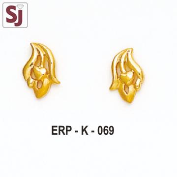 Earring Plain ERP-K-069