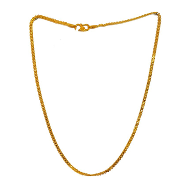 1 gram gold forming chain mga - che0023