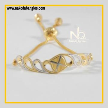 916 Gold CNC Bracelet NB - 653