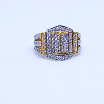 916 / 22ct Yellow Gold Fancy ring for Men GRG0002