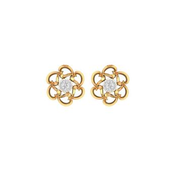 Diamond Earrings by