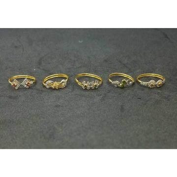 22KT gold rings NG-R027