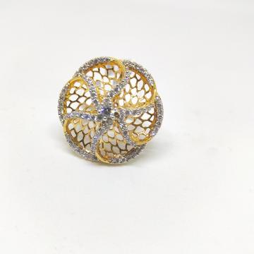 22K wedding special diamond ring by