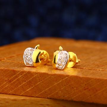 916 gold mens designer earrings me 21