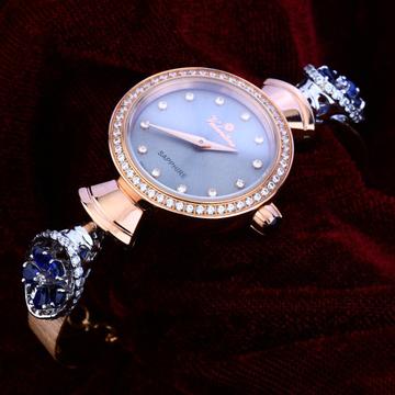 18kt Rose Gold  eXCLUSIVE Hallmark Watch RLW141