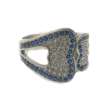 925 Sterling Silver Fancy Ring MGA - LRS0060
