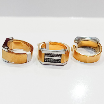 steel ring for man