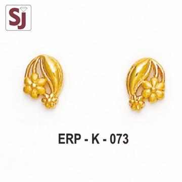 Earring Plain ERP-K-073
