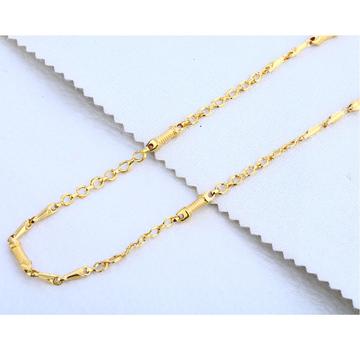 22CT Gold Mens Hallmark Gorgeous Choco Chain MCH29...